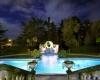 AbanoRitz - piscina-esterna-notturna