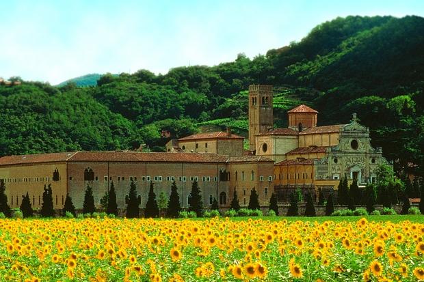 abbazia praglia