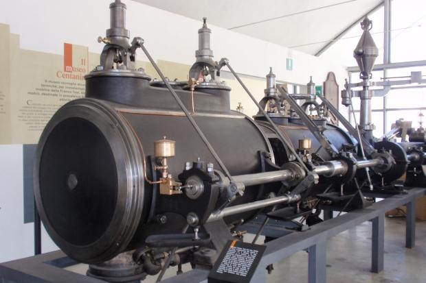 museo macchine termiche