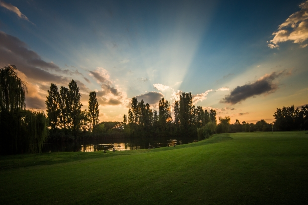 Golf_Tramonto