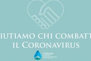 Aiutamo chi combatte il coronavirus
